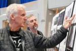 《阿凡达2》北美延期上映 卡梅隆幕后工作照曝光