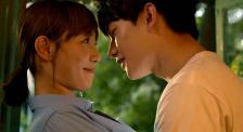 劉亦菲白百何陳都靈 楊洋和她們在電影中的甜蜜瞬間