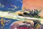 由著名国漫大师蔡志忠担任总导演的三国题材动画电影《武圣关公》,日前正式发布了首款概念海报,并确定将于今年暑假期间上映。在以传统剪纸形式呈现的海报中,身披战甲的关公仿佛从天而降,手持大刀威风凛凛,天神一般的气概令人动容。据悉,该片不仅将以经典工笔画风讲述华夏历史上最伟大的英雄人物关羽忠义仁勇的一生,同时也将以奇幻的形式再现关公封圣显灵的神话传说。作为近年来首部以关公为主角的动画电影,本片预计将于暑期在全国院线公映,与观众见面。