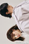 姜潮麦迪娜时尚大年夜片曝光 高颜值情侣同框超甜互动
