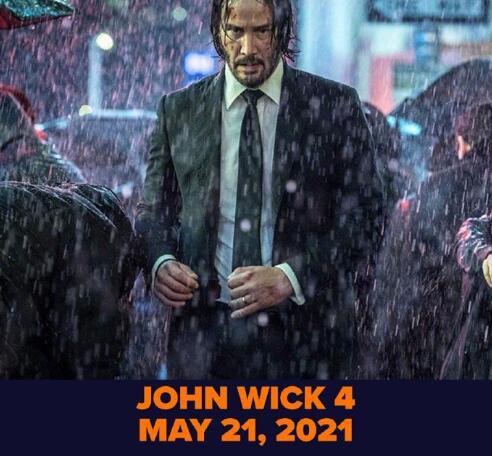 《疾速追杀4》2021年上映基努·里维斯角色赢好评- 电影 - cnBeta -20190521042406492233