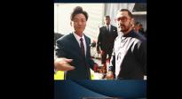 阿米尔·汗中国重逢老友 王宝强自曝:每次他来中国我都接待