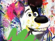 涂鸦风!《爱宠大机密2》发布全新角色海报
