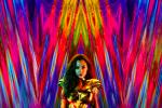 《神奇女俠1984》曝光首張海報 手繪風格配色迷離