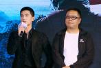 6月11日,杨洋携新剧《全职高手》和《特战荣耀》亮相某活动。