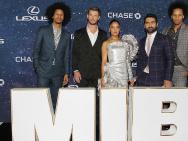 引爆全場!《黑衣人:全球追緝》舉行全球首映禮