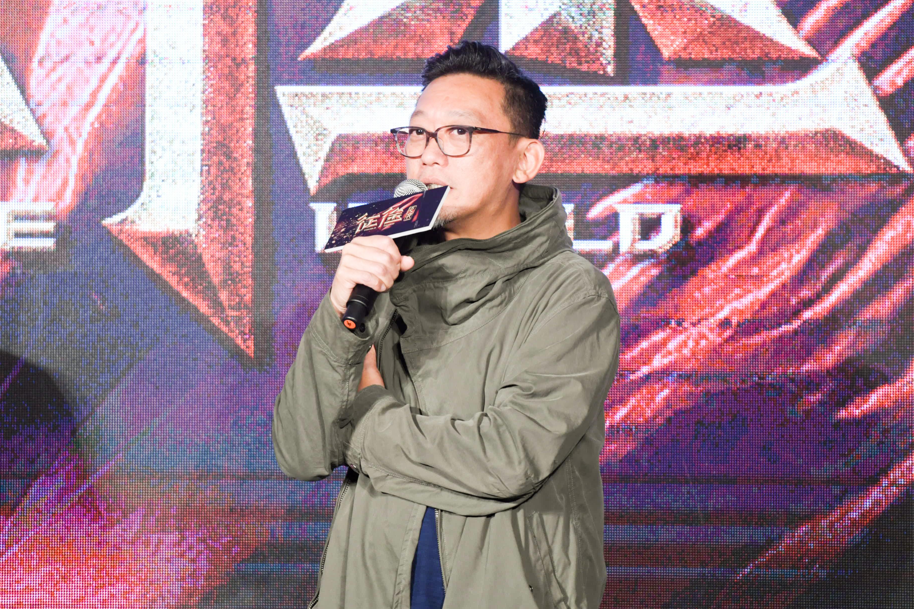 《征途》正式定檔11.22 何潤東拍戲求饒蔣璐霞