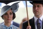 英王室又出车祸 威廉王子夫妻车队将老妇撞致重伤
