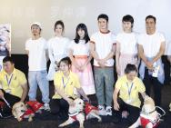 梁詠琪為電影《小Q》獻聲 任達華首演盲人NG47次