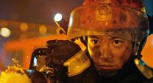 《烈火英雄》冰火兩重天中拍攝 杜江:拍這樣的電影就是要拼命!