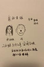 """靈魂畫手!岳云鵬""""不滿""""新片改檔海報重新手繪"""