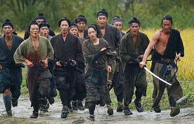 染谷将太新片 《武士马拉松》北美发行权确定