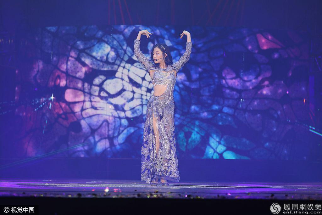 SNH48第五届年度金曲大赏落幕 《就差一点点》荣耀夺冠
