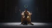 《绿衣骑士》预告片 风格阴森诡异