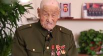 志愿军老兵韩春回忆战场的恶劣环境:很多人都冻死了