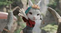 《侍神令》侍神山兔的部分设计稿特辑