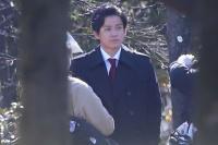 渡边杏离婚后复出 父亲渡边谦拜托小栗旬照顾女儿
