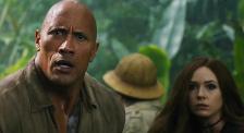 《勇敢者游戏:决战丛林》推介:接棒经典IP 巨石强森的电影之路