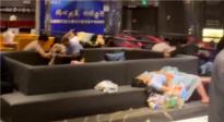 郑州供上千人留宿影院经理回应:能出一份力很有价值