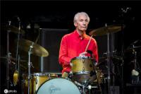传奇落幕!滚石乐队鼓手查理·沃茨去世 享年80岁