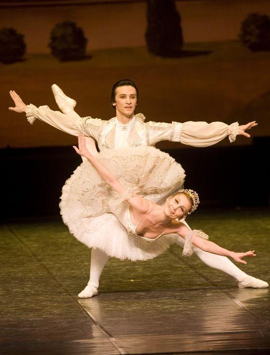 經典芭蕾《睡美人》—俄羅斯芭蕾舞劇院_小類專題_網圖片