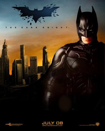 蝙蝠侠 暗夜骑士 中小丑的经典台词