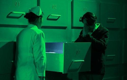 恐怖片《午夜心跳》惊悚元素多 送审结果看运气