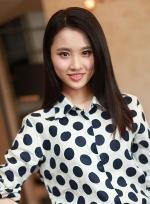 张慧雯:谋女郎不代表什么 我与巩俐有年龄差距