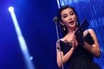 李冰冰、刘杰携手登台 颁发电影节评委会大奖