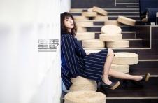 [星·秀]陳燃獨家秋日寫真 從it girl到銀幕寵兒