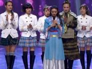 灰姑娘8强选手最终确立 余籽璇遗憾离开挥泪告别