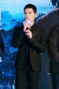 杨洋出席活动为新剧宣传造势 多面角色破框前行