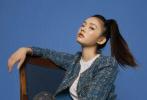 7月8日,欧阳娜娜、林允、宋祖儿合体登上《红秀GRAZIA》封面大片释出。
