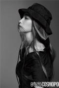 李冰冰全新时尚大片 复古又摩登定义女性桀骜力量