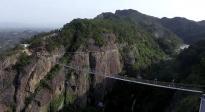 天岳飞龙玻璃栈道,平江旅游资源这么丰富,还有哪些欠缺?