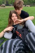 貝克漢姆14歲小兒子曝戀情! 選女友眼光碾壓哥哥