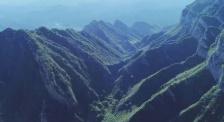 走进三区合一阜平县:太行山深处 革命老区的壮阔景致