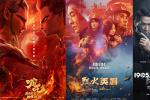 《哪吒》35亿问鼎周票房 《上海堡垒》表现欠佳