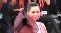 第76届威尼斯电影节开幕红毯 倪妮、钟楚曦造型别具一格