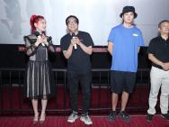 《六连煞》北京首映 导演徐超过招观众刁钻提问