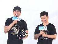 《罗小黑战记》首映 李晨带香菇模仿动画角色