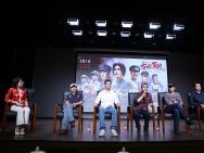 导演陈力分享《古田军号》创作初衷 主演回击争议
