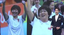 """成龙探班电影《中国女排》 巩俐版""""郎平""""造型备受好评"""