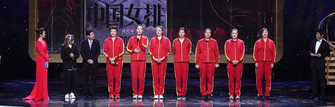 丝绸之路电影节开幕 《中国女排》等剧组亮相