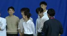 《星辰大海》MV拍攝現場 32位青年演員同框演繹