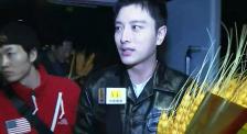 贾乃亮新年第一天接受采访很荣幸 自己扮演特警意义非凡