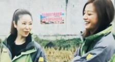 """《星光》大電影 """"小燕子""""趙薇和""""紫薇""""林心如罕見同框擁抱"""