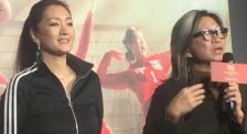 """《夺冠》首映礼 导演陈可辛讲述自己的""""女排情结"""""""