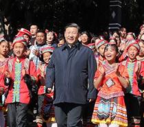 习近平向全国各族人民致以美好的新春祝福