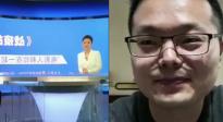 援武汉医生李京涛博士见到小患者 聊起牵挂自己的女儿